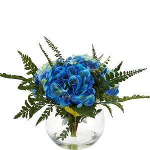 Choice of Floral Water Illusion Arrangement